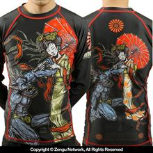"""Heavenly Wristlock"" Rash Guard..."